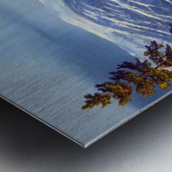 Lake Tahoe 1 Metal print