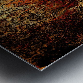 Bubbles Reimagined 94 Metal print
