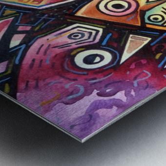 Passion Of Pythagorus 2 Metal print