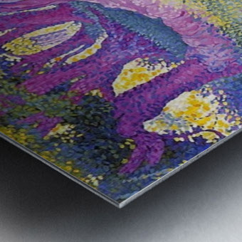 The Laundress Metal print