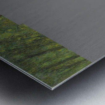 The Pavillion, Gerberoy Metal print