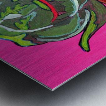 Little Shop of Horrors. Diane D Metal print