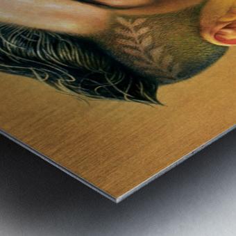 1 Krzysztof Grzondziel Metal print