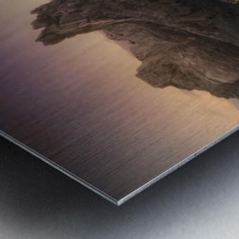 Gueirua Needles Metal print