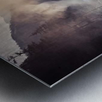 "Jiuzhaigou China a€Še""a¹»aœa¢ƒa€‹ Metal print"
