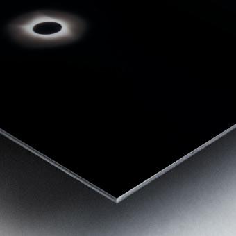 Eclipse 2017 Metal print