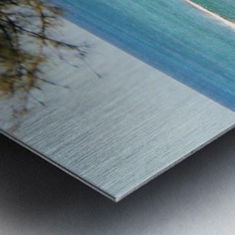 Ocean8 Metal print