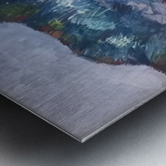 G171 Metal print