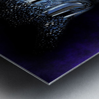 Ephemeral Desire 100 Metal print