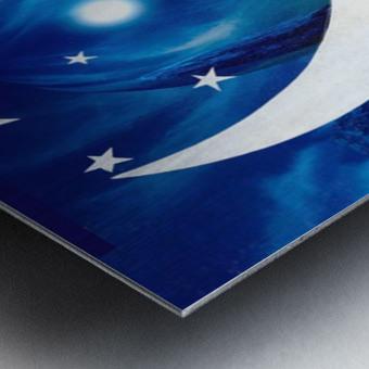 Starlight Metal print