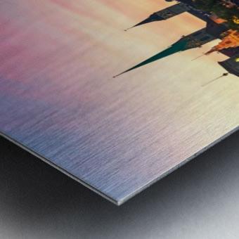 ZÜRICH 05 Metal print