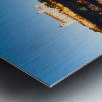 BRATISLAVA 05 Metal print
