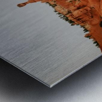 Bryce Canyon Utah Impression metal