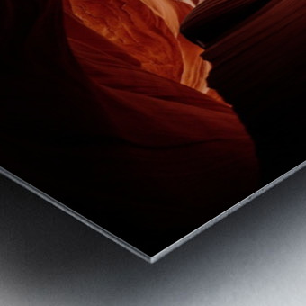 Antelope Canyon Arizona Impression metal
