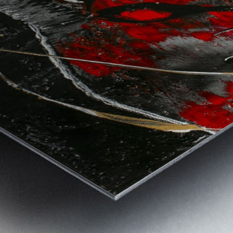 3011 - hold you Metal print