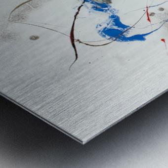3867 Metal print
