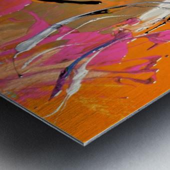 3467 - danika Metal print