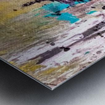 0 50 Metal print