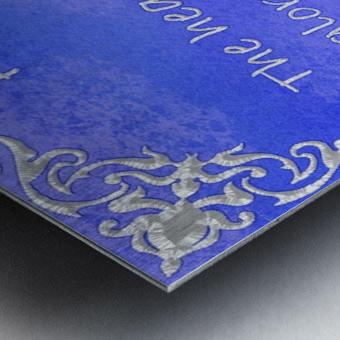 Psalm 19 1 1BL Metal print