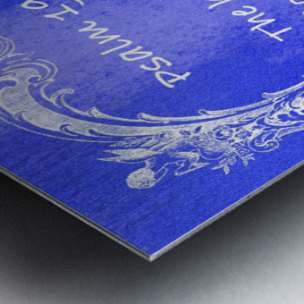 Psalm 19 1 7BL Metal print