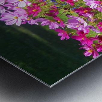 Alaskan Bouquet Impression metal