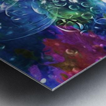 Deep sea 1 Metal print