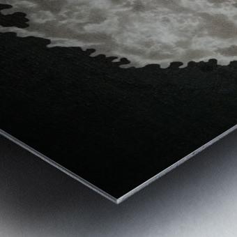 Steel Heart Metal print