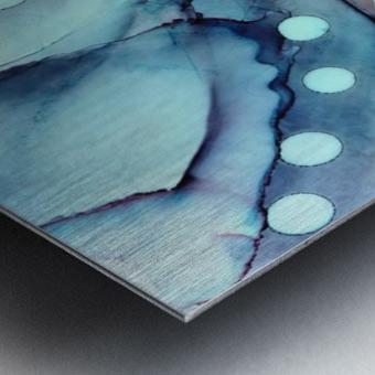 Sea Dance Metal print
