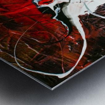 2649   tresor Metal print