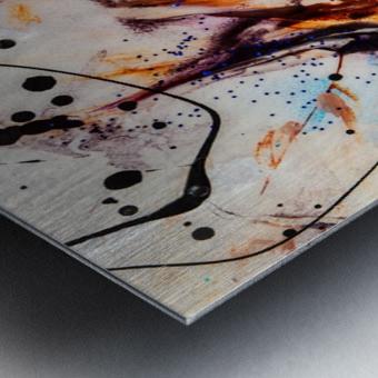 Sophia Quatre Metal print