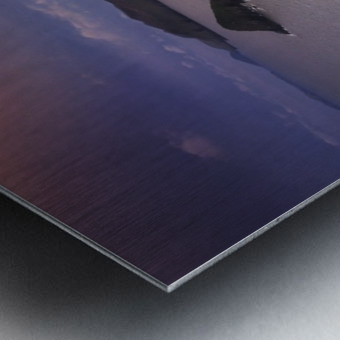KY 602 Blasket Island Sunset Metal print