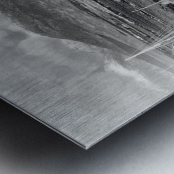 G 024 Roundstone Metal print
