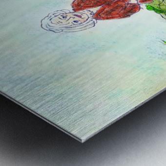Our 200th Picnic Metal print