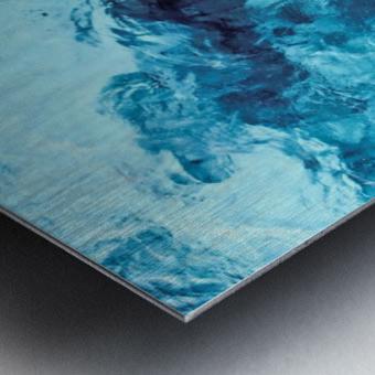 Tropical XXI Metal print