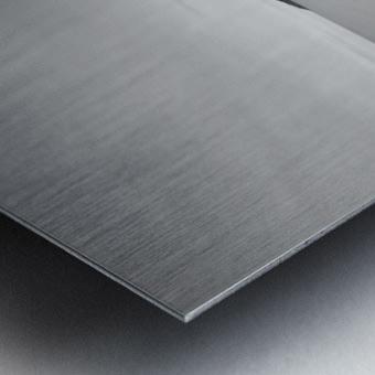 Glassy Metal print