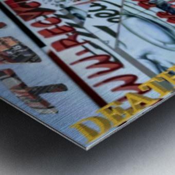 BRANDED & TRADEMARKED CANNABIS STRAINS 2 Metal print