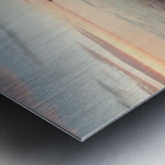 Le Buttereau Metal print