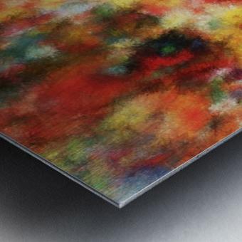 Anemones II Metal print