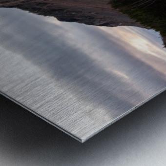 Grand Falaise Metal print