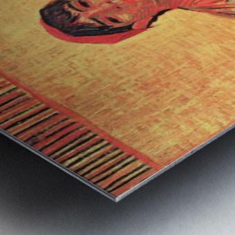 The Italian by Van Gogh Metal print