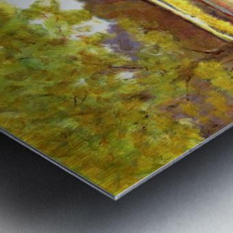 Conservation Land Metal print
