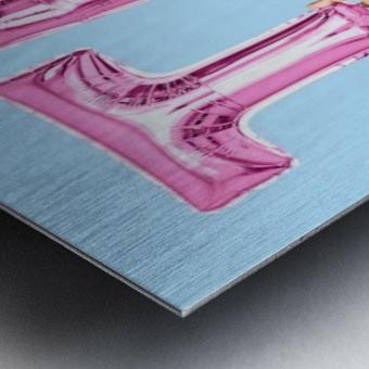 Tech Metal print