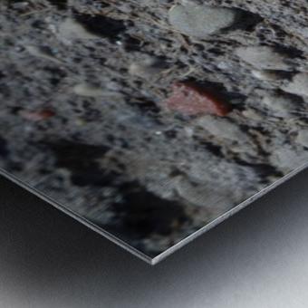 On The Edge Metal print