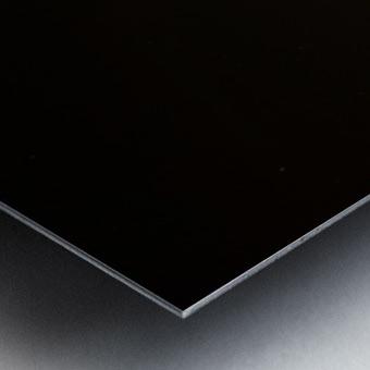 Arc Flash Metal print