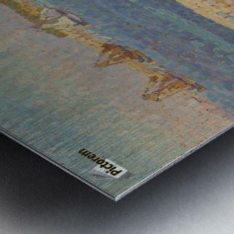 The Schelde near Veere Metal print