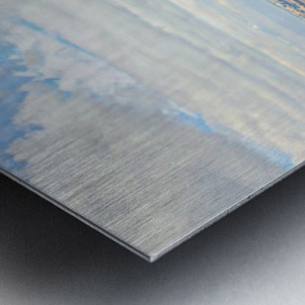 Umbrian View Metal print