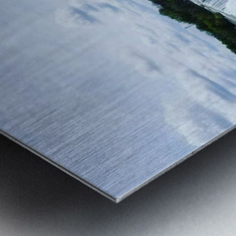 Niagara Metal print