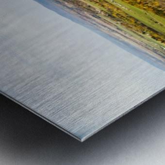 View of Ottawa Valley in Autumn 20 Metal print