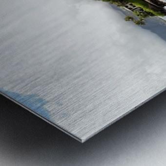 China walls Metal print
