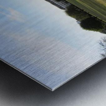 Landscape Photograph (56) Metal print